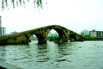 嘉兴运河古桥
