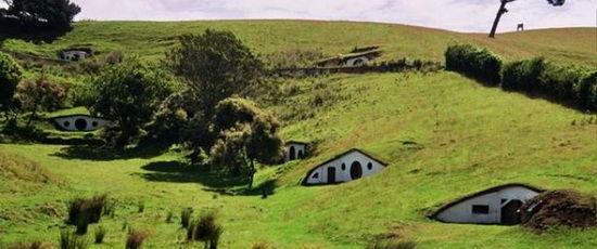 玛塔玛塔哈比人村