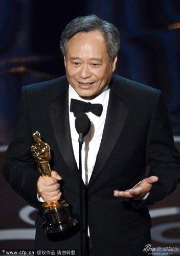 李安再次获得奥斯卡最佳导演奖