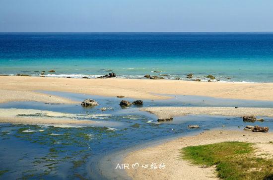 新浪旅游配图:垦丁海滩 摄影:the_air