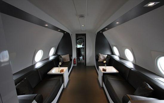 飞机奢华酒店