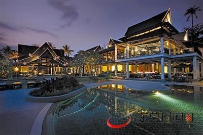 泰国湾绝妙之旅程
