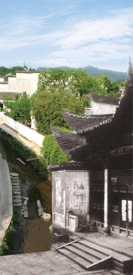 徽式古建筑