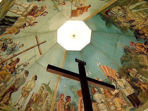 麦哲伦十字架(Magellan's Cross)