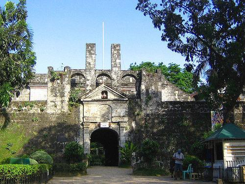 圣佩特罗堡(Fort San Pedro)