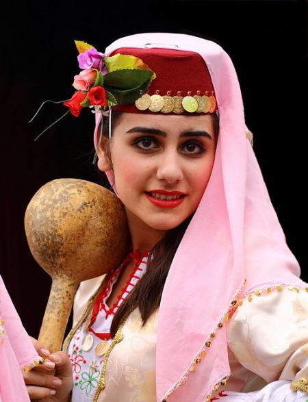 土耳其少女