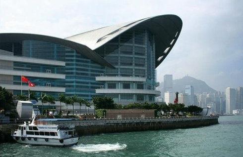 香港维多利亚港——不朽的记忆