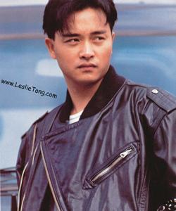 张国荣写真――1988《纯影集》