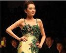 中国国际时装周上演奢华沙龙时装秀