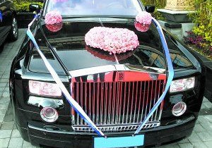 富豪砸500万婚礼