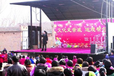 济南:文化惠民好戏连台