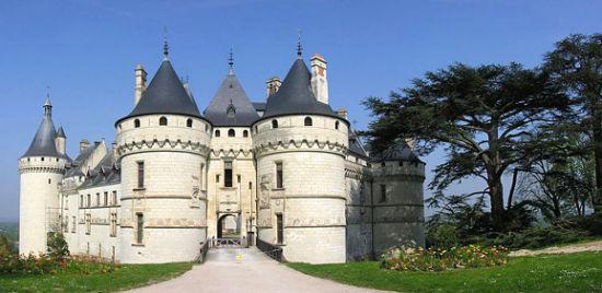 肖蒙城堡 法国