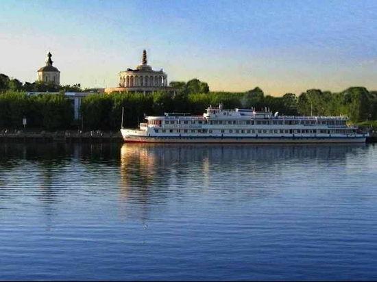 畅游伏尔加河