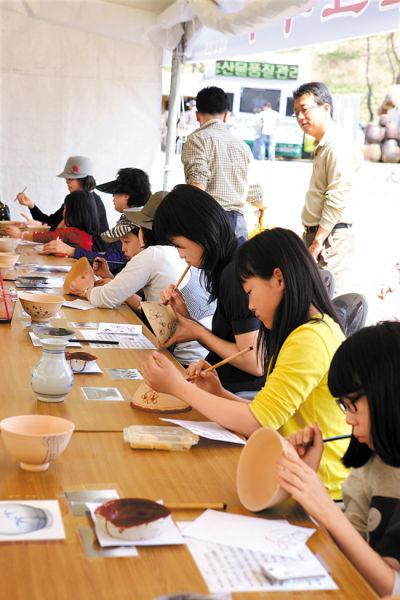 闻庆茶碗节 韩国旅游发展局/供图