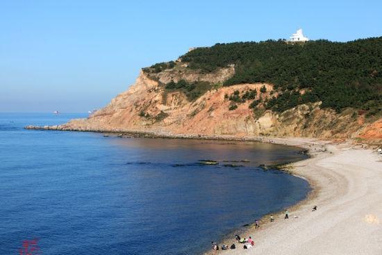 美丽的海滩