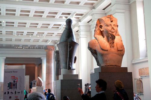 大英博物馆—埃及文物馆