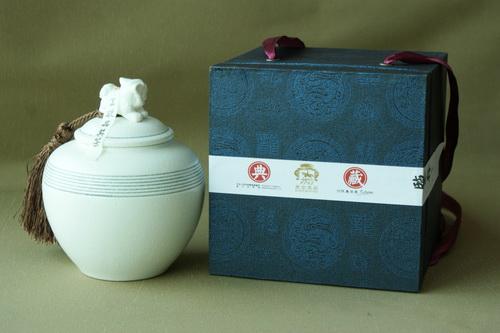 十年墨金老熟茶系列