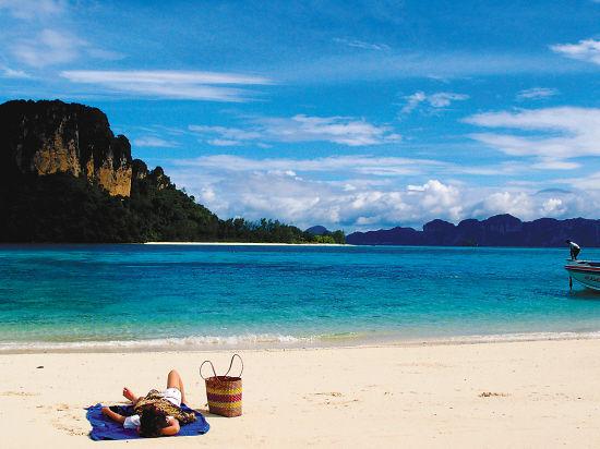 东南亚海岛是度假天堂 中国国旅广东公司供图