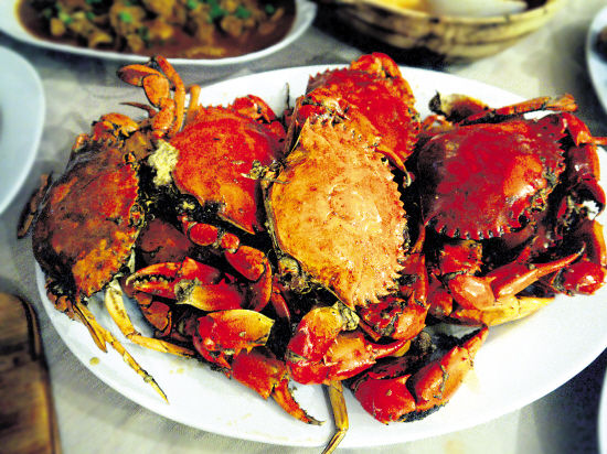 东南亚海岛的美食让人食指大动  中国国旅广东公司供图