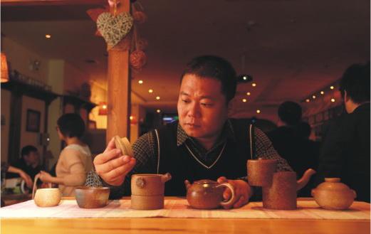 墨金黑茶 一波三折走进中国