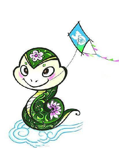 第30届潍坊国际风筝会吉祥物