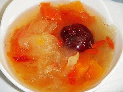 木瓜煲大枣莲子