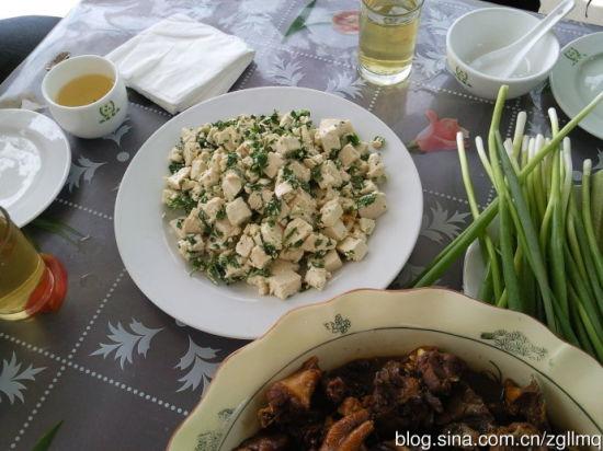 山东风味凉拌豆腐