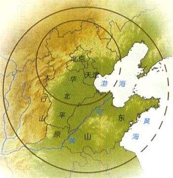 京津地区饮食文化圈