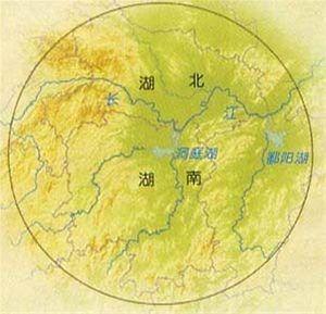 长江中游地区饮食文化圈