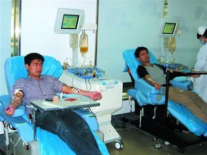 路超和路越在献血