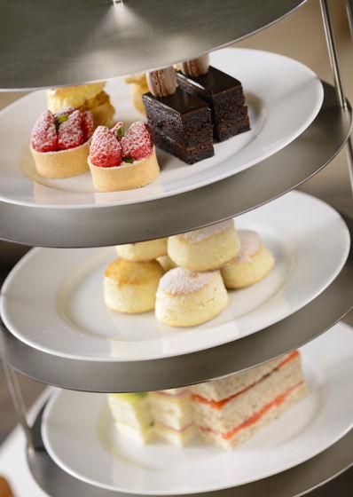 青岛鲁商凯悦酒店开启英式下午茶 双人餐仅需98元