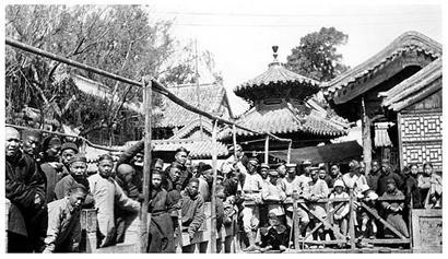 图一:民国时期趵突泉南院