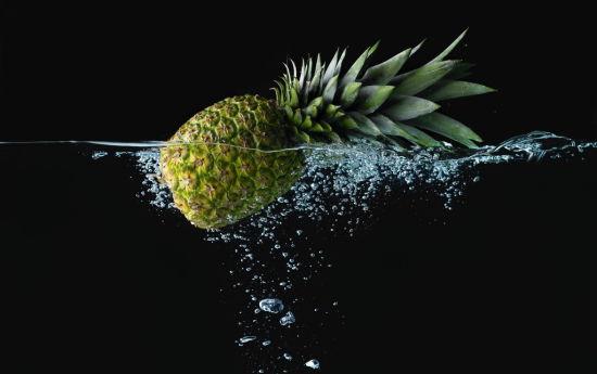 吃菠萝能预防感冒四大创意菜