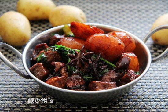 沈阳小土豆炖肉