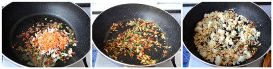腊肠姜莱炒饭