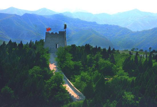 原山齐长城遗址