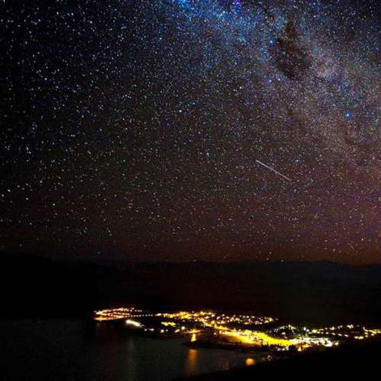"""新西兰小镇特卡波是世界上第一个""""国际黑暗天空保护区"""""""