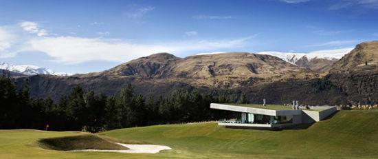希尔高尔夫俱乐部,获得新西兰建筑学会最高奖