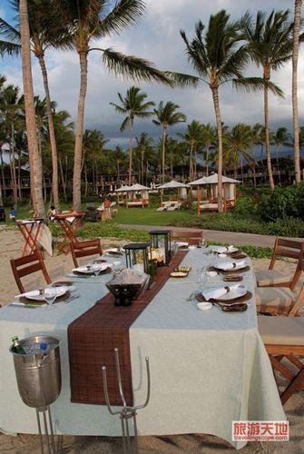 夏威夷的美味