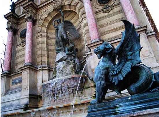 圣马可喷泉