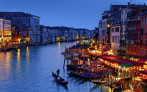 威尼斯美食