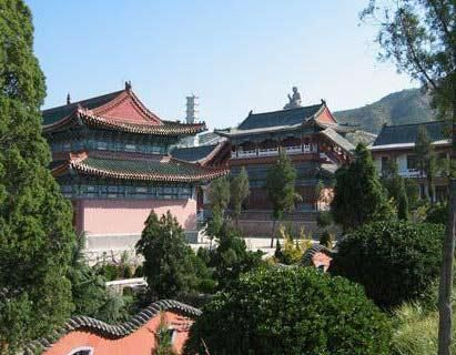 烟台南山旅游区