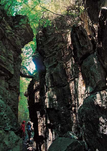 枣庄市熊耳山国家地质公园