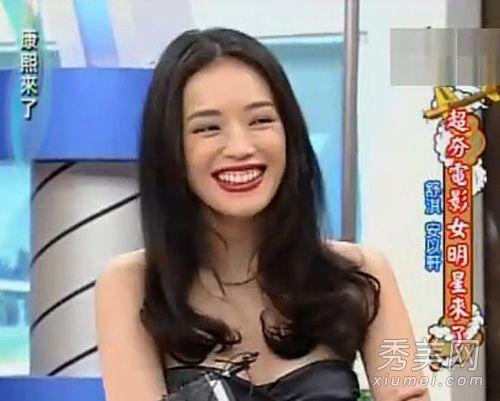 大笑欧美范女生头像红唇