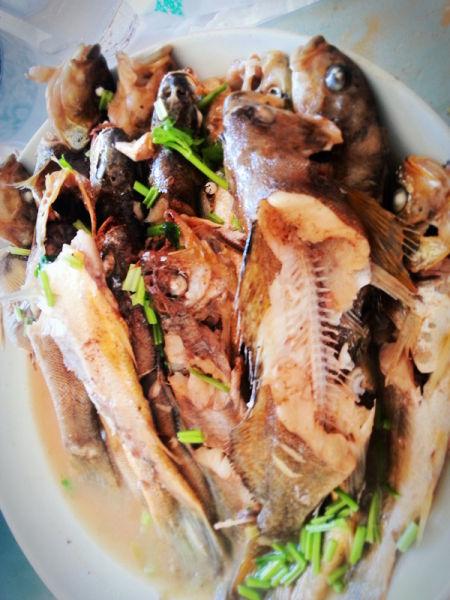 热菜-杂鱼