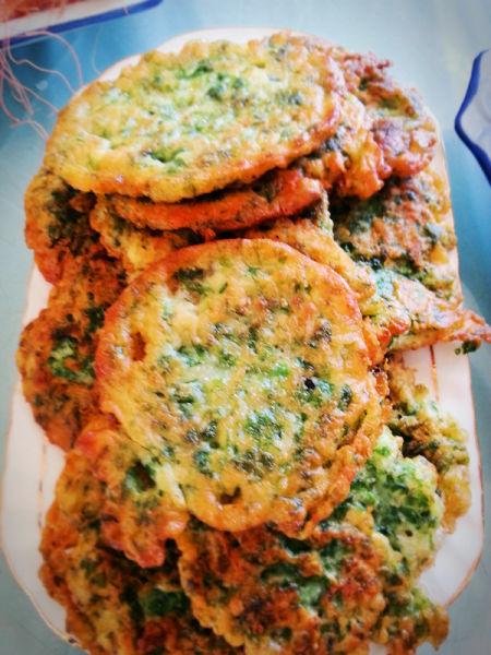 热菜-海菜饼