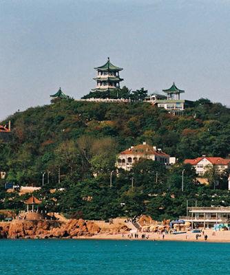 世界最美海灣——青島海濱風景區