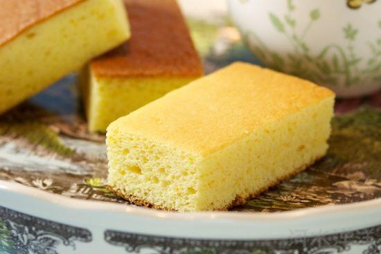 法式甜橙蛋糕