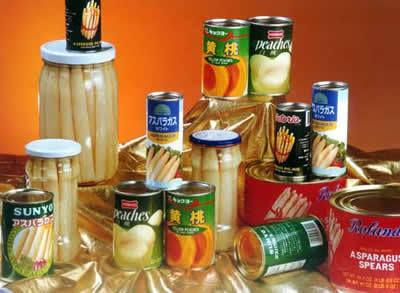 罐头类食品