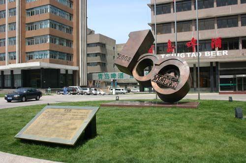 100周年雕塑